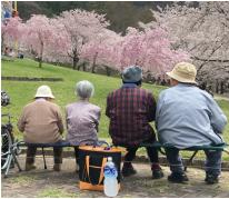 宅老所のぞみの提供するサービスは、暮らし、生活に根付いたものにする